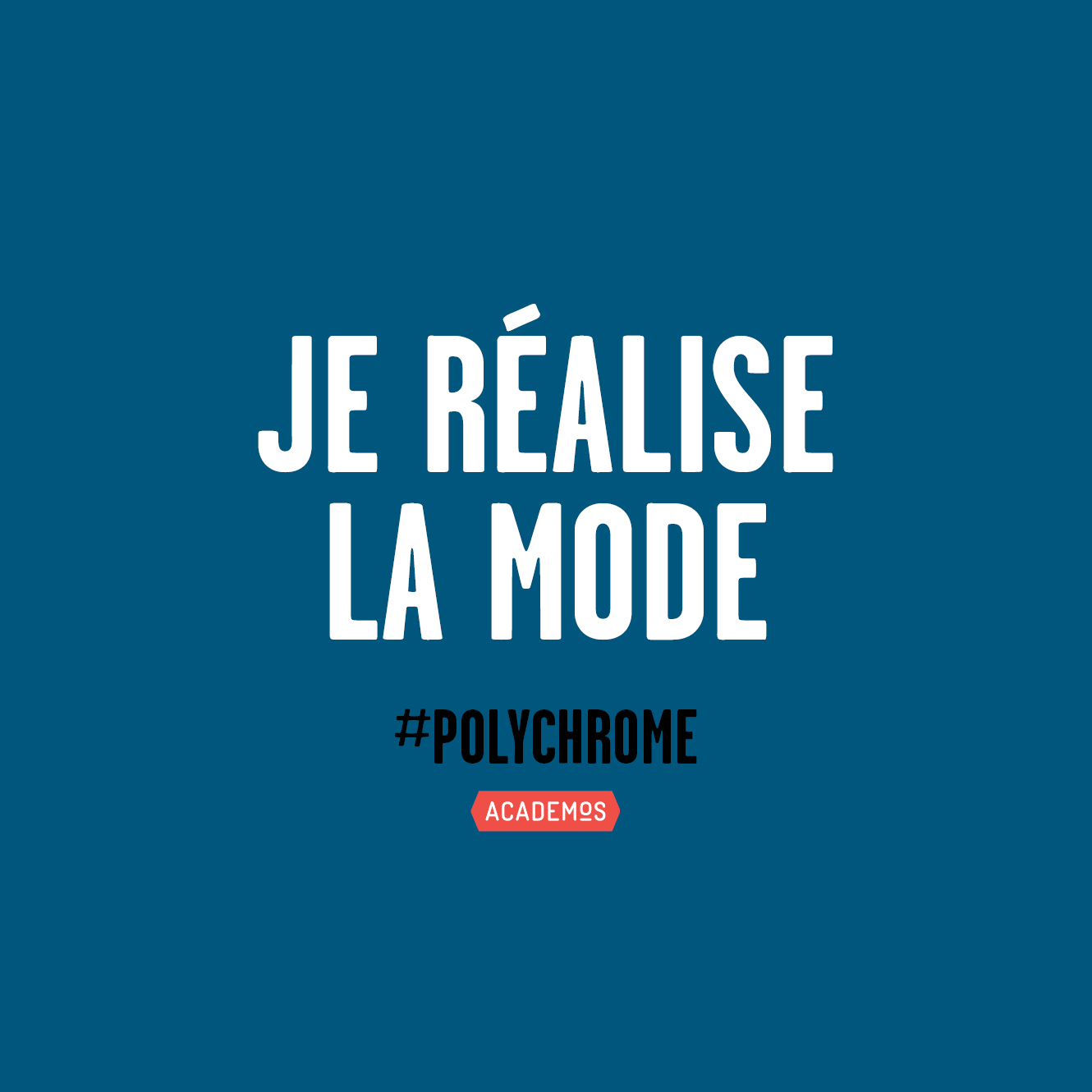 Polychrome | Industrie de la mode